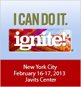 Join me in New York City February 16-17 at I Can Do It! IGNITE - the ultimate mind, body, soul retreat!